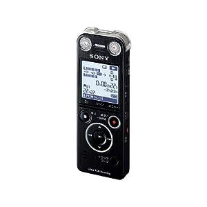 SONY ステレオICレコーダー SX1000 16GB ブラック ICD-SX1000/B