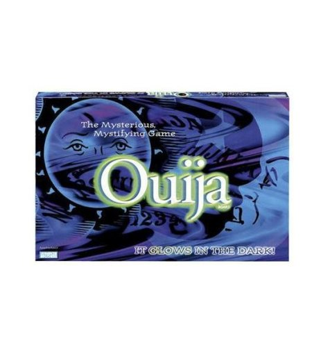 Ouija Board Glow-in-the-Dark