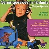 echange, troc Artistes Divers - Collection Tin'enfants : Génériques des séries TV des tin'enfants n°1 :(Babar - Bisous Bisounours - Nicolas et Marjolaine..