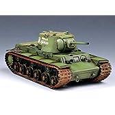 1/35 ソビエト軍 KV-1重戦車 1942 重装甲砲塔