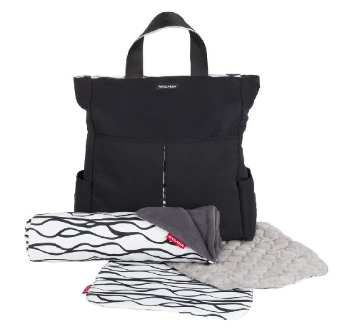 Maclaren - Sac à Langer Smart Sets Wave Black