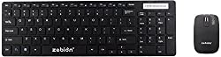 Zebion Ergo Wireless Slim Fit G1600 Keyboard and Mouse