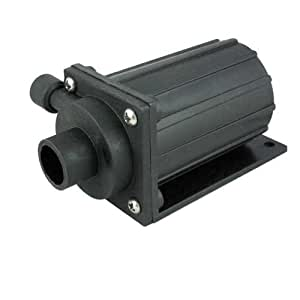 7L (110GPH) DC 12V Brushless HHO CPU Cooling Water/oil pump