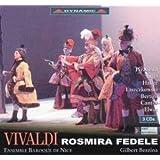 ヴィヴァルディ:歌劇「忠実なロズミーラ」(ピッツォラート/ブリュア/ニース・バロック・アンサンブル/ベッツィーナ)