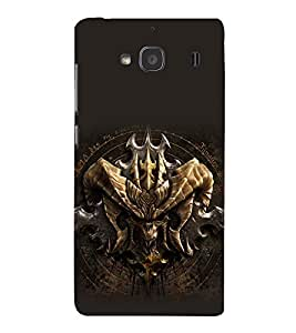printtech Diablo Cool Game Back Case Cover for Xiaomi Redmi 2S::Xiaomi Redmi 2::Xiaomi Redmi 2 Prime