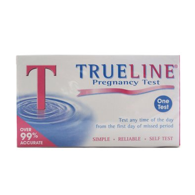 Trueline pregnancy test