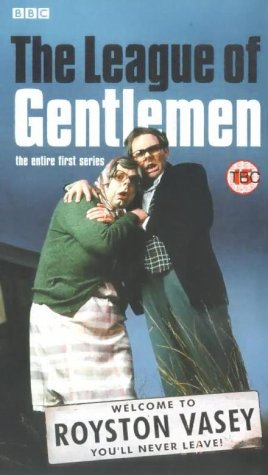The League Of Gentlemen - The Entire First Series