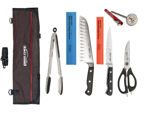 8pc. Professional Grilling tool Kit Pro-Series