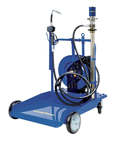 goodyear-1700233g-31-mobile-oil-pump-kit-with-hose-reel-for-48-58-gallon-drums