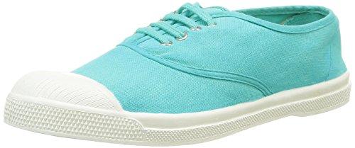 BensimonF15004C157 - Sneaker Donna , Blu (Bleu (502 Lagon)), 39