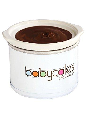 Babycakes chocolatier sc 1012 chocolate dipper for Babycakes multifunction decoration station