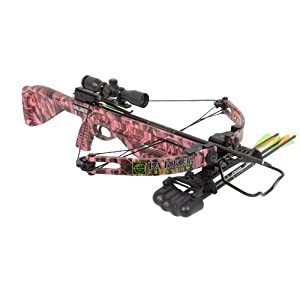 Amazon Com Parker X401 Mr Challenger Pink Crossbow With