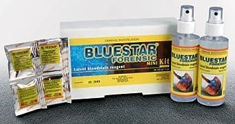 Luminol, Bluestar Mini Kit