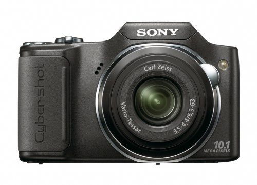 Sony Cybershot DSC-H20 is the Best Digital Camera Overall Under $500 with at least 10x Optical Zoom
