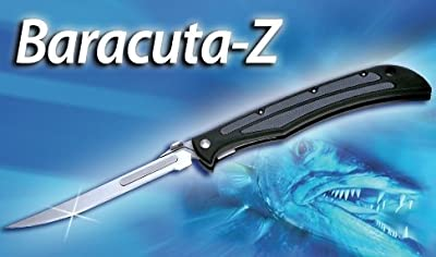 Havalon Baracuta-Z Pro Fillet Knife for Filleting & Deboning with 5 Free blades per knife