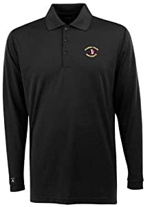 Florida State Long Sleeve Polo Shirt (Team Color) by Antigua