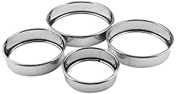Embassy Stainless Steel Nova Table Ring / Trivet, Sizes 1-4 (Set Of 4)