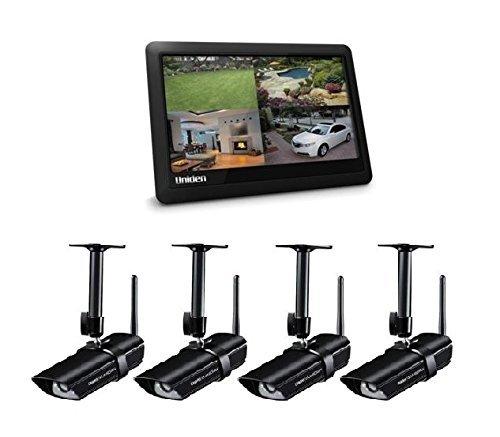 Uniden G955 Guardian Video Surveilance System