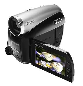 Samsung VP-D381 Camcorder (miniDV, 34-fach opt. Zoom, 6,9 cm (2,7 Zoll) Display)