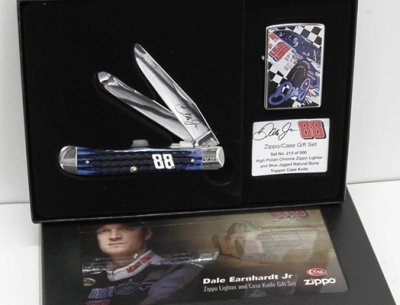 Zippo Lighters 24682 Dale Earnhardt Jr. Knife/Lighter Set