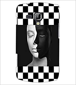 PrintDhaba Faces D-4153 Back Case Cover for SAMSUNG GALAXY S DUOS 2 S7582 (Multi-Coloured)