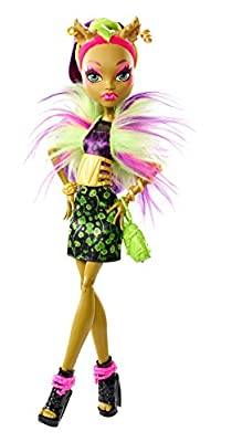 Monster High Freaky Fusion Clawvenus Doll by Monster High