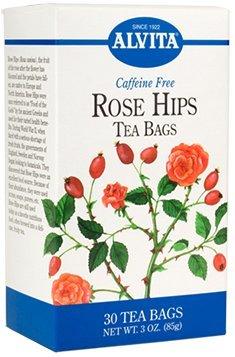Alvita Caffeine Free Tea Rose Hips