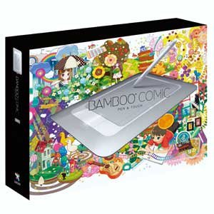 WACOM Bamboo Comic (Small) CTH-461/S1