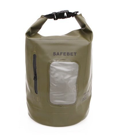 SAFEBET 防水バッグ