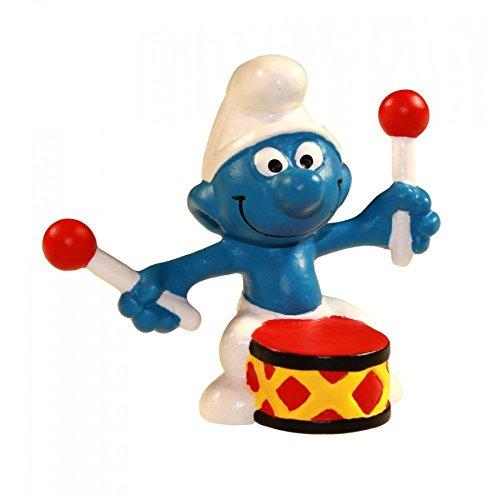 Schlelich - The Smurfs - 1966 - Drummer Smurf (Trommler) - 1