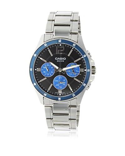 Casio Reloj con movimiento cuarzo japonés MTP-1374D-2AVDF(A950) 42 mm