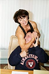 Women's Wrestling DVD - The Housekeeper - LSP-PP117 - featuring Janice Ragain and Nick