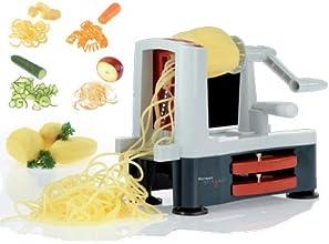 Westmark 11332260 Spiral Vegetable & Fruit Slicer