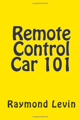 Remote Control Car 101: How To Buy A Rc Car And General Maintanence