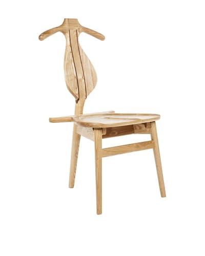 Stilnovo Terni Side Chair, Walnut