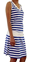 Euro Design Ladies Casual Cotton Summer Beach Cover-up Sun Dress