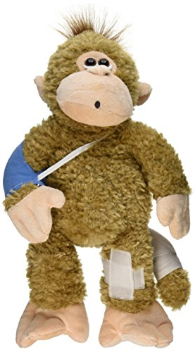 Wild Republic Buddies Monkey Plush Toy - 1