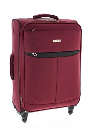 Pianeta Trolley baule valigia, trolley da viaggio bagaglio per il viaggio (rooso XL)