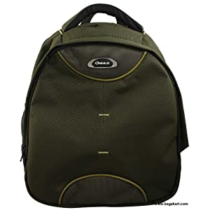 Genius 03 Green Kids Backpacks