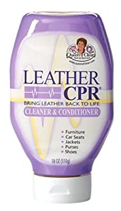 Leather Cleaner & Conditioner - Leather CPR - By CPR Cleaning Products by CPR Cleaning Products