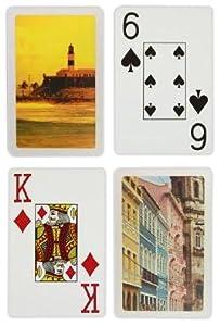 Copag Bridge Size Jumbo Index Playing Cards (Bahia Setup)