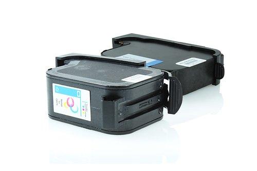 Inkadoo® Tinten Spar-Set Recycelt für Toshiba MR 3011 (ersetzt HP 51645AE & 51641AE) Tinten Spar-Set CMYK für ca. Seiten, 2 Stück, passend für HP Color Copier 110, HP Color Copier 120, Apple Color Stylewriter 6500, Imagistics DA 500, Imagistics DA 550, Imagistics DA 750, HP DeskJet 1000 C, HP DeskJet 1000 CSE, HP DeskJet 1000 CXI, HP DeskJet 1100 C, HP DeskJet 820 C, HP DeskJet 820 CSE, HP DeskJet 820 CXI, HP DeskJet 850 C, HP DeskJet 850 CXI, HP DeskJet 850 Series, HP DeskJet 855 C, HP D...