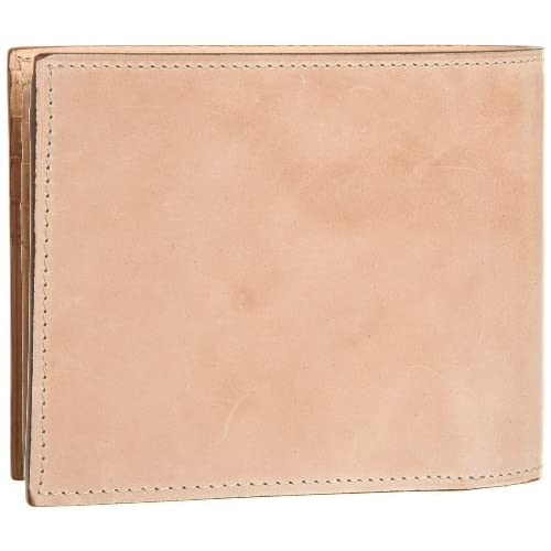 「FLYING HORSE」ナチュラルコードバン二つ折り財布