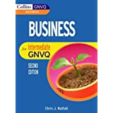 Collins Business GNVQ - Business for Intermediate GNVQby Chris J. Nuttall