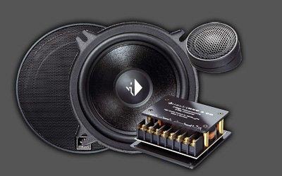 Helix HXS 236 Precision 2-Weg 2-Wege Auto-Lautsprecher