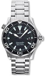 Omega Men's 2262.50.00 Seamaster 300M Quartz Watch