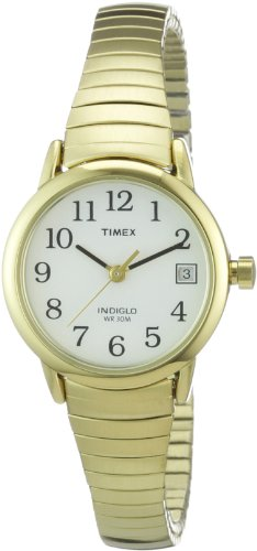 Timex Ladies Classic Gold Expandable Watch -