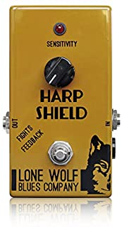 Lone Wolf Blues Company Harp Shield �֥롼���ϡ���/�ϡ���˥��ѥΥ��������� �ե����ɥХå�/�ϥ���󥰤��㸺�� �ߥ塼�ȥ����å���� �?�󥦥�ե֥롼������ѥˡ� �ϡ��ץ������ ����������