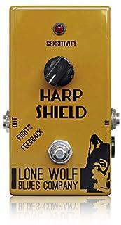 Lone Wolf Blues Company Harp Shield ブルースハープ/ハーモニカ用ノイズゲート フィードバック/ハウリングの低減に ミュートスイッチ搭載 ローンウルフブルースカンパニー ハープシールド 国内正規品