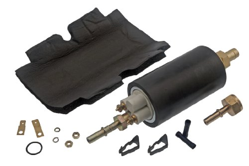 Precise 402-P2000 Electric Fuel Pump For Select Ford, Lincoln, And Mercury Vehicles